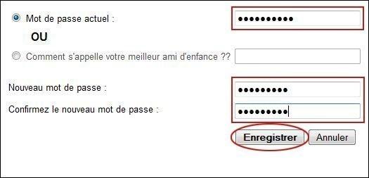 changer de mot de passe sur gmail 2