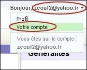 changer de mot de passe sur yahoo mail 0