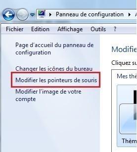 changer le curseur de la souris sur windows 7 2