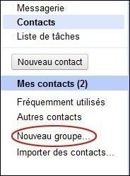 creer et gerer vos contacts sur gmail 2