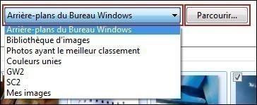 creer un diaporama de fonds d ecran sur windows 7 3