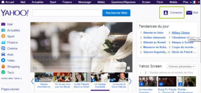creer une boite mail yahoo 1
