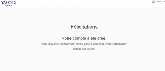 creer une boite mail yahoo 4
