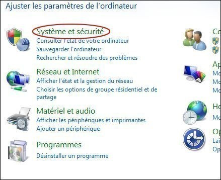 desactiver l animation des fenetres sur windows 7 1