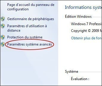 desactiver l animation des fenetres sur windows 7 3
