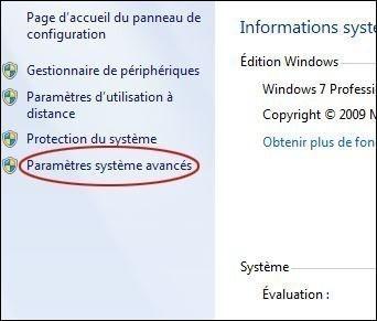 desactiver l animation des fenetres sur windows 7 3