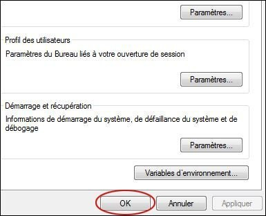 desactiver l animation des fenetres sur windows 7 6