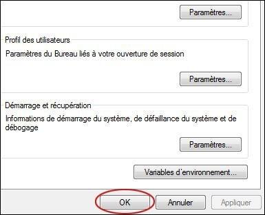 desactiver l animation des fenetres sur windows 7 6