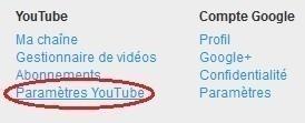 Désactiver les annotations sur Youtube
