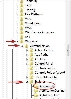 desactiver les bulles d informations sur windows 7 1