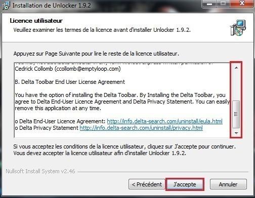 forcer la suppression d un dossier sur windows 1