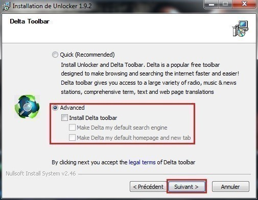 forcer la suppression d un dossier sur windows 2