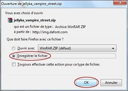 installer une nouvelle police sur windows 7 1