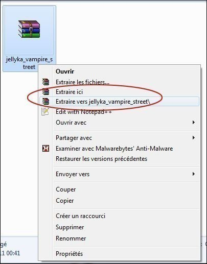installer une nouvelle police sur windows 7 2