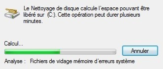 nettoyer son disque dur sur windows 7 3