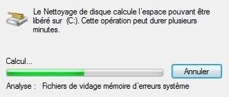 nettoyer son disque dur sur windows 7 3