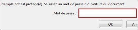 proteger par mot de passe un fichier pdf 6