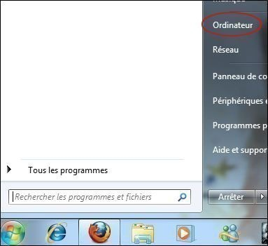 supprimer les points de restauration sur windows 7 0