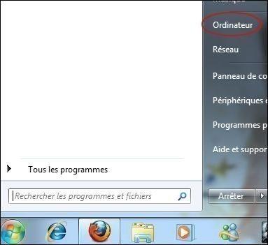 Supprimer les points de restauration sur Windows 7