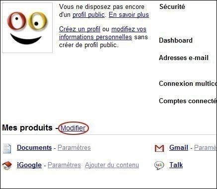 supprimer une boite gmail 2