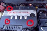 Installation boitier additionnel Alfa Roméo 147 JTD 140Cv 16V