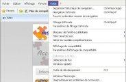 Activer désactiver la suggestion de sites internet sous Internet Explorer 8