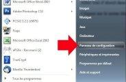 Activer Désactiver le partage du dossier public de Windows 7
