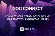 Comment lier compte Steam et compte GOG