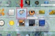 Compteur processeur Windows 7