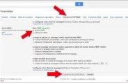Configurer Gmail avec Windows Live Mail