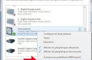 Enlever la voix des musiques sous Windows 7