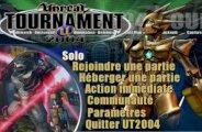 Les principaux ports Unreal Tournament 2004