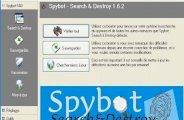 Spybot enlever les spywares ou mouchards