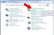 supprimer des informations d identification windows 7 0