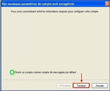 Ajouter un compte de messagerie sous Windows Live Mail 2