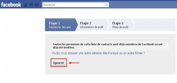 Creer un compte facebook 3