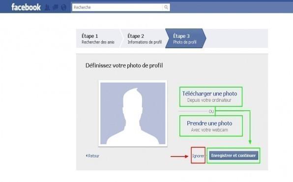 Creer un compte facebook 5