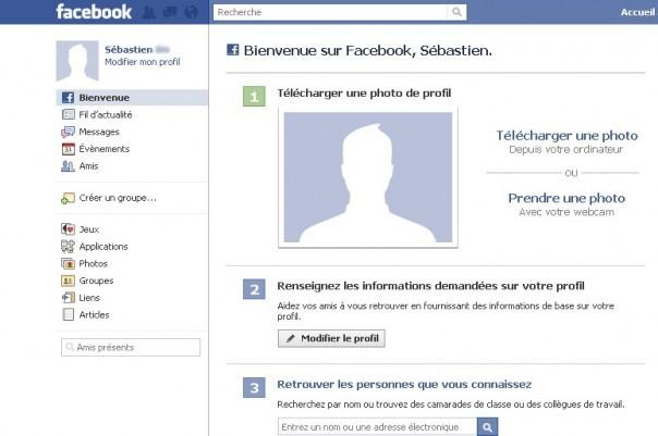 Creer un compte facebook 6