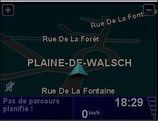 Desactiver les alertes radars dans le GPS TomTom ONE 0
