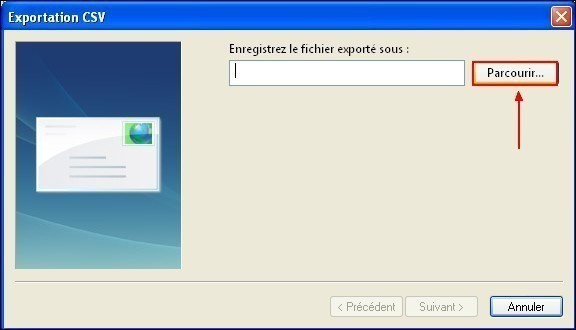 Exporter son carnet d adresses sous Windows Live Mail 3