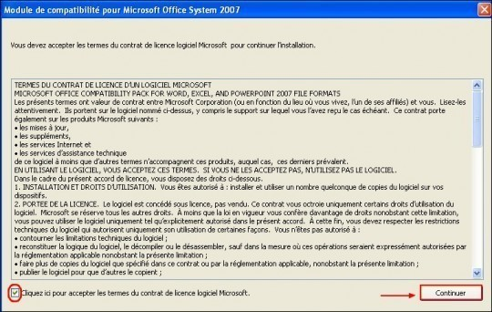 Ouvrir un docx sur une ancienne version d office astuces - Telecharger open office ancienne version ...