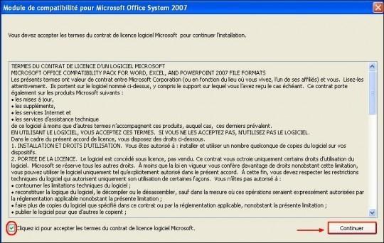 Ouvrir un docx sur une ancienne version d Office 3