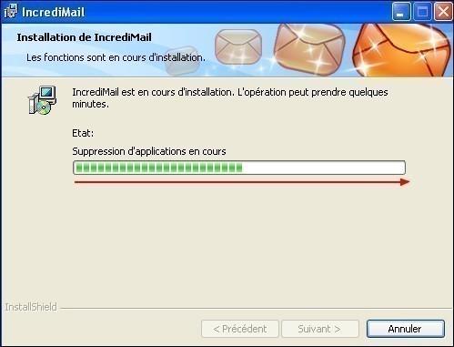 Telechargement installation presentation de IncrediMail 6
