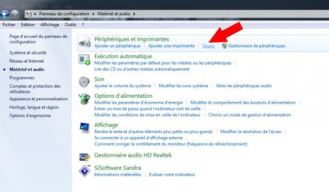activer desactiver autoriser les themes a modifier la souris windows 7 3