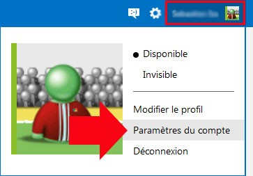 Activer désactiver la double authentification Windows Live