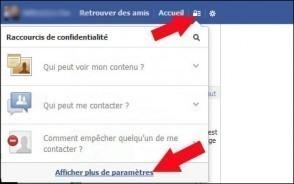 activer desactiver le son des notifications facebook 1