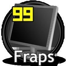 afficher les fps avec fraps 0