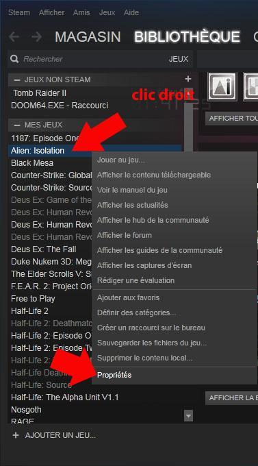 alien isolation plantage au chargement 2