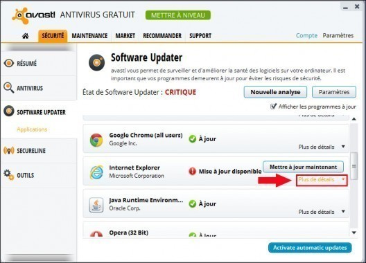 avast software updater 3