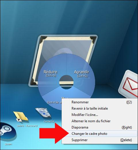 Bureau en 3d sous windows 7 astuces pratiques for Windows 7 bureau